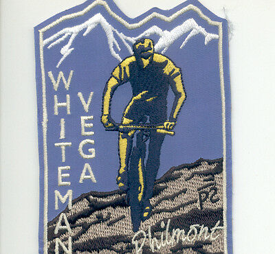 Patch From Philmont Scout Ranch -Pocket Patch- Whiteman Vega