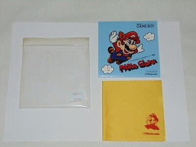 Game Boy: Mario Cloth