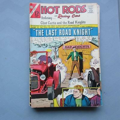 Hot Rods and Racing Cars 85 VG/FN  SKUB22727 25% Off!