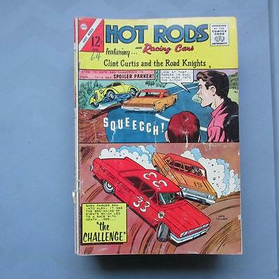 Hot Rods and Racing Cars 69 VG  SKUB22712 25% Off!