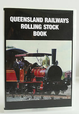 Queensland Railways Rolling Stock Book on CD 385 pages of Info and Plans