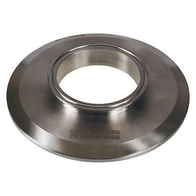"End Cap Reducer | Tri Clamp 8"" x 4"" - Sanitary Stainless Steel SS304"
