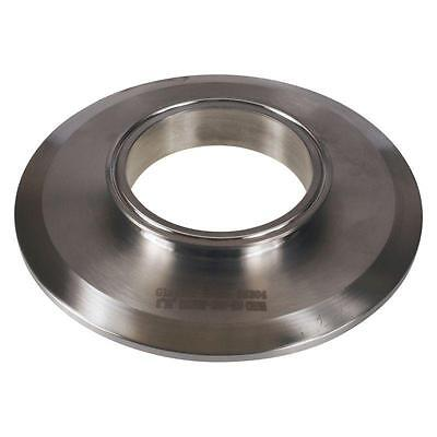 End Cap Reducer   Tri Clamp/Clover 8 inch x 4 - Sanitary SS304
