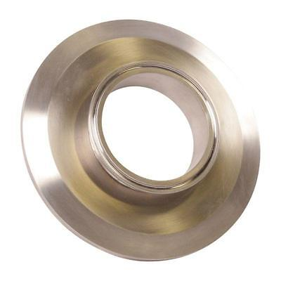 "End Cap Reducer | Tri Clamp 6"" x 3"" - Sanitary Stainless Steel SS304"