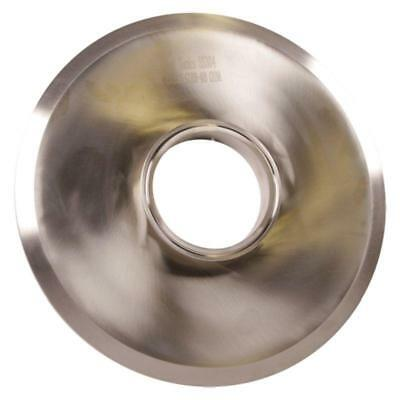 End Cap Reducer   Tri Clamp/Clover 12 inch x 4 - Sanitary SS304