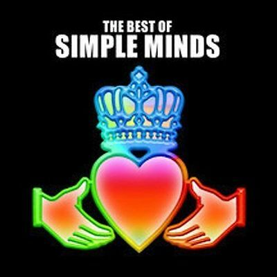 The Best of Simple Minds - New/Sealed 2 x CD