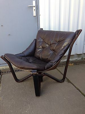 Falcon Mid Century Lounge Chair. Free London Delivery.