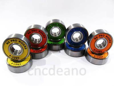 Rs Pro Rider 608 Rs Abec 9 Wheel Bearing Skateboard Scooter Quad Inline Skate 11