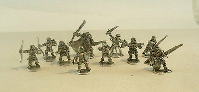 BlightHaven - Human Mercenary Warband (10) (15mm scale)
