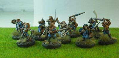BlightHaven - Barbarian Warriors Warband (10) (15mm scale)