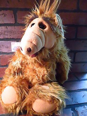 "Vintage ALF 1986 Coleco 18"" Plush Stuffed Toy"