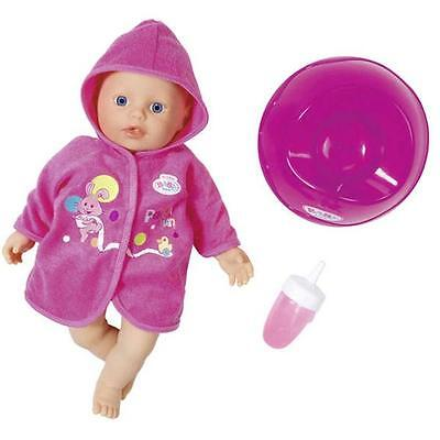 New Zapf Creations My Little Baby Born Potty Training Doll 116717