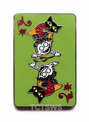 Disney Pin Barrel Playing Card Mystery Nightmare Before Christmas Pin 110368