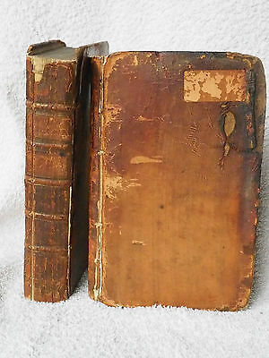Two old Racing Calendar Books - 1778 and 1794