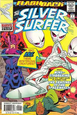 Silver Surfer (1987) #   -1