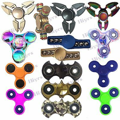Fidget Hand Finger Spinner Stress Relief UK Stock Special offer Figit NEW ADHD