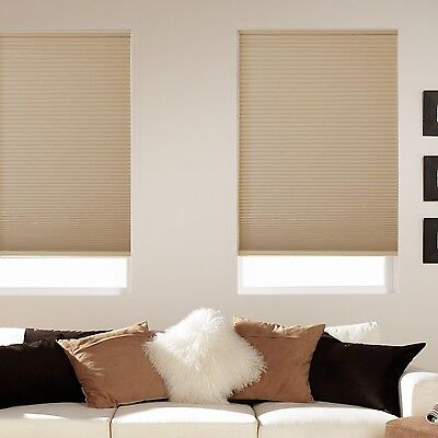 Room Darkening Cordless Cellular Shades - Five Colors - Free Shipping