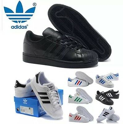 Scarpe Adidas Superstar Originals / Stan Smith Uomo-donna!