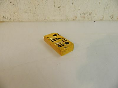 Jokab Eden Safety Sensor Module, EVA,  0-15 ± 2mm, Used, Warranty