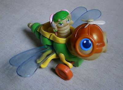 Dragonflyer Glow NEW NO BOX Glo Friends made in USA 1986 PLAYSKOOL Dragonfly