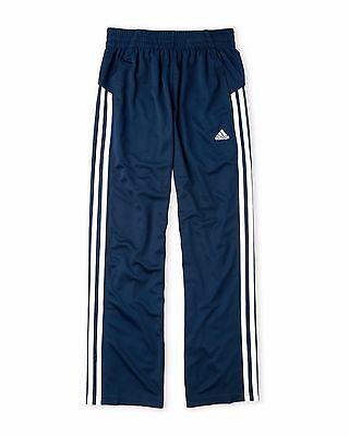 Adidas Youth Climalite Core Training Pants Collegiate Navy/White