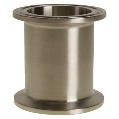 "Spool | Tri Clamp 1.5"" x 2"" - Sanitary Stainless Steel SS304"