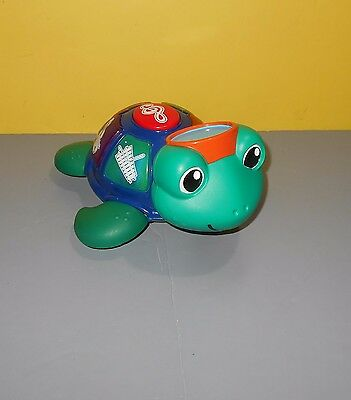 Baby Einstein Neptune Orchestra Musical Turtle Infant Toddler Learning Toy