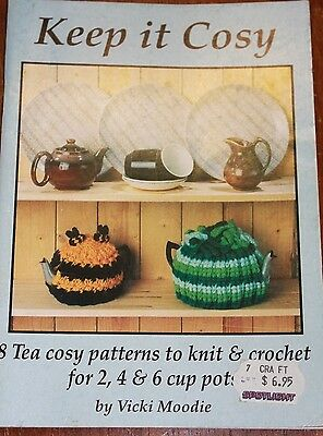 Keep It Cosy by Vicki Moodie  Knit & Crochet