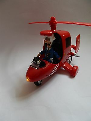 Postman Pat 3 Friction Helicopter With Light And Sounds