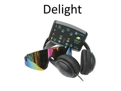 Mind Alive David DELIGHT Light Therapy Sound Machine