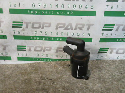 VW TOURAN 1.9 TDI  2003 2010  Additional water pump for Webasto heater