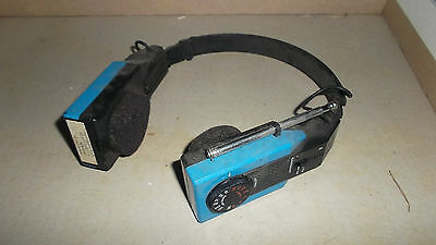International Cuffie Radio Am/fm Vintage Headphone Radio