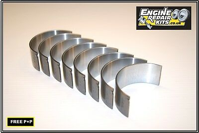 Hyundai / Kia 1.5/2/2.2L CRDi Diesel Big End Conrod Bearing Set @.25mm
