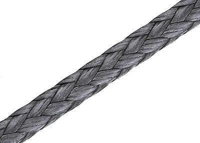 8mm x 20m Dyneema SK75 Winch Rope Synthetic Car Tow Recovery Cable Off road 4x4