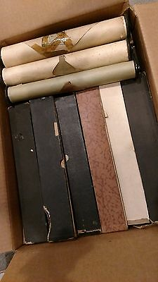 Vintage Lot of 25 Player Piano Rolls Capitol QRS Pianostyle Universal 1920s