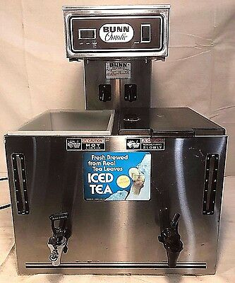 Bunn O Matic T6 - 6 Gallon Industrial Iced Tea Brewing Machine # 20232