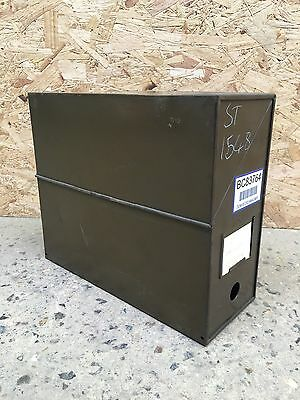 WW2 War Office 1940s Archive Boxes