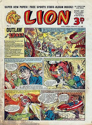 Lion Collection 600+ Comics On Dvd Including First Issue