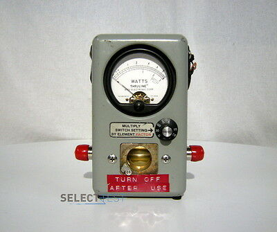 Bird 4410 Multipower Wattmeter, 2.3 Ghz, 50Ω, 10 Kw (Ref:108)