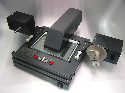ST ViewScan imaging Microfiche Microfilm Reader