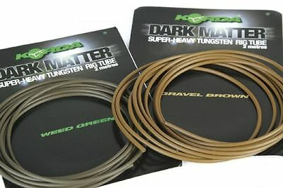Korda Dark Matter Tungsten Rig Tube - All The Colours