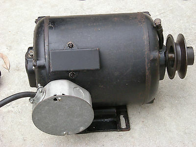 Wagner Electric 1/3 HP 110V 5A motor