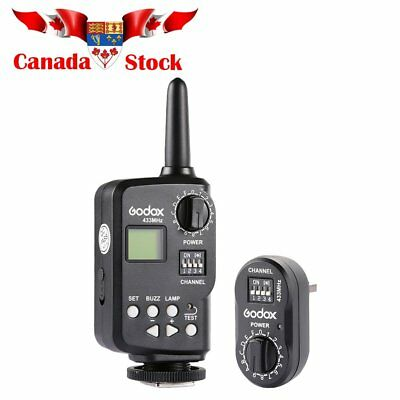 Godox FT-16 Wireless Controller Trigger Transmitter SK400 DE400 Flash Monolight