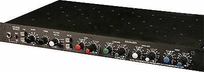 GML 2032 - George Massenburg Labs - Single Channel Mic Preamp / Parametric EQ