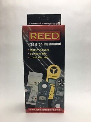 REED Instruments LM-81LX Compact Light Meter