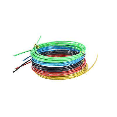 3M Colorful Crossfit Replaceable Wire Cable Speed Jump Ropes Skipping Rope Nice