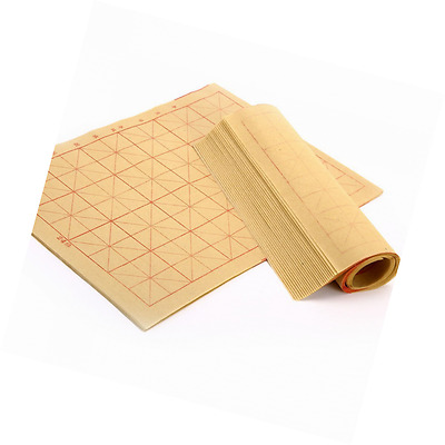 Teagas Chinese Calligraphy Brush Ink Writing Grid Sumi Paper / Xuan Paper / Rice