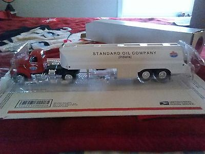 NIB Amoco 2000 Limited Edition Oil Tanker Bank Serial # 00448