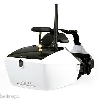 Walkera Goggle 4 5.8GHz 40 Channel FPV Headset  Goggles with 5 inch Screen