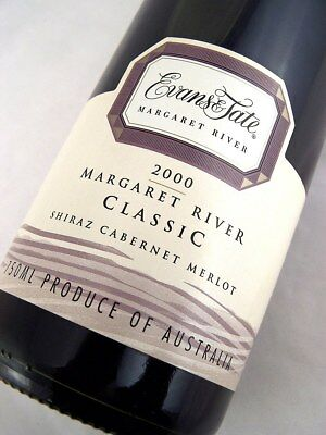 2000 EVANS & TATE Classic Red Isle of Wine